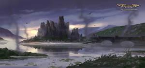 Lake Ruin