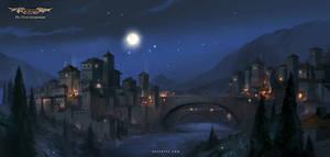 Lights in the Night by Nele-Diel