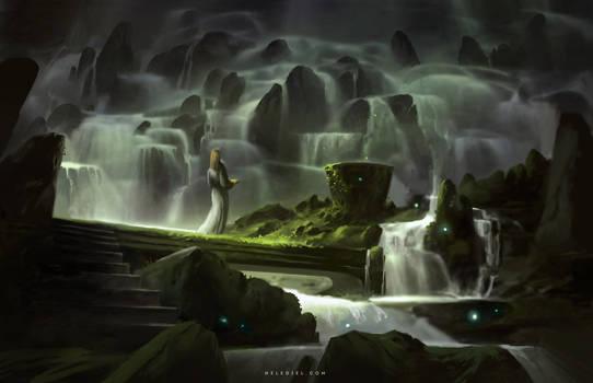 Sacred Cavern