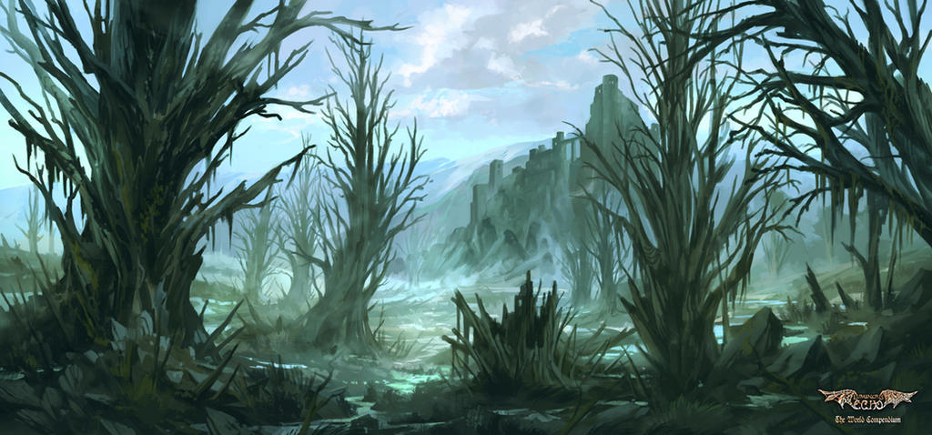 Dead Lands by Nele-Diel