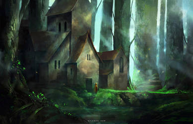 Mansion in the Forest