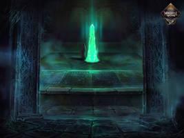 Crystal Chamber by Nele-Diel