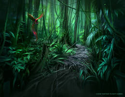 <b>Jungle Path</b><br><i>Nele-Diel</i>