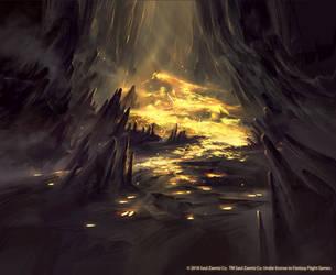 The Treasure by Nele-Diel