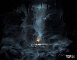 <b>Exploration Of The Cave</b><br><i>Nele-Diel</i>