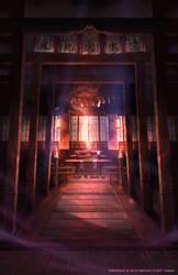Shrine by Nele-Diel