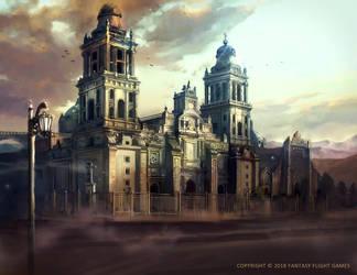 Catedral Metropolitana by Nele-Diel