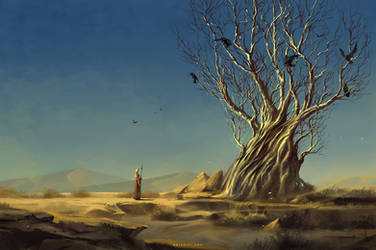 The Ancestor's Tree by Nele-Diel