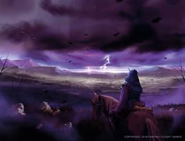 <b>Stormy Steppe</b><br><i>Nele-Diel</i>