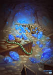 Sapphire Treasure