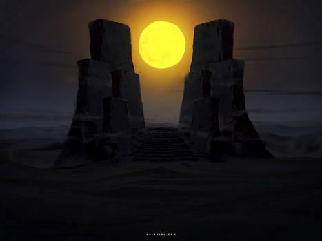 Forgotten Ritual Stones