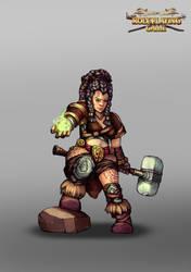 Stone Priest