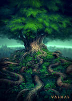<b>Sacred Tree</b><br><i>Nele-Diel</i>