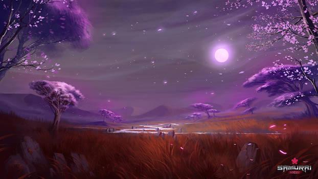 Moonlit Plains