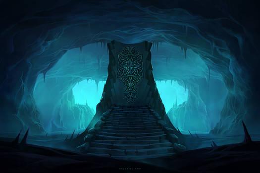 Runes in the Ice Cave