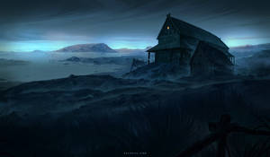 Houses in the Mist
