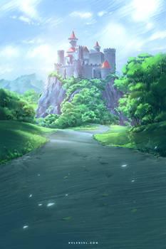 Peaceful Castle