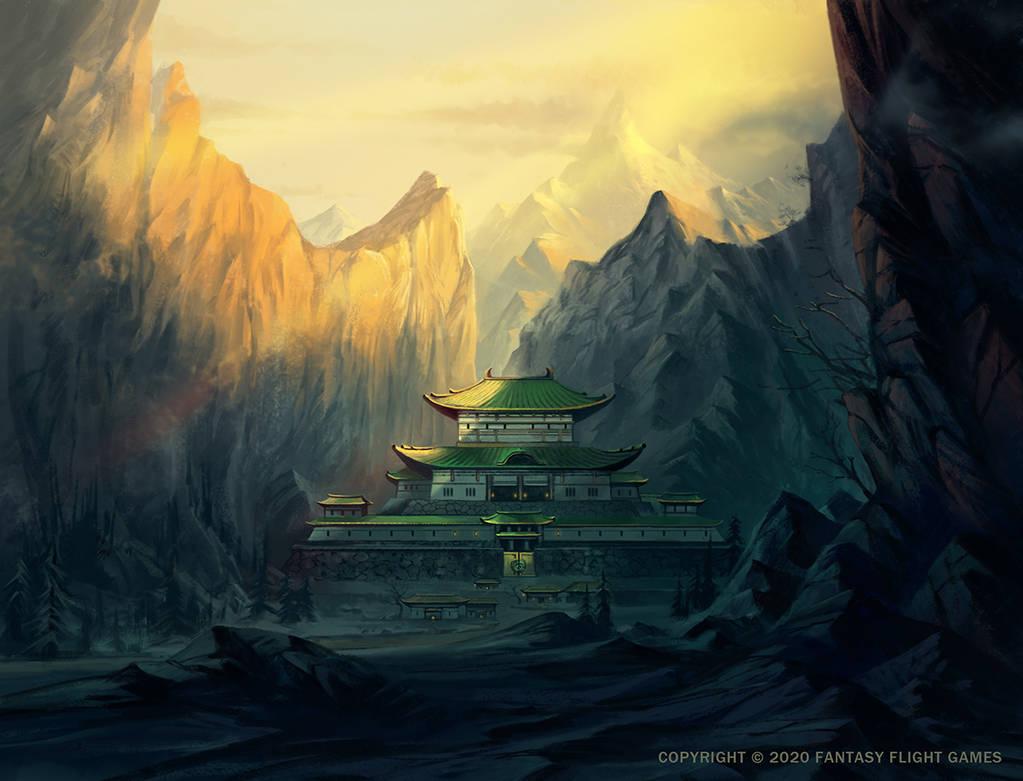 Mountain Valley Castle