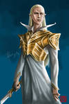 Glorfindel, Lord of the House of the Golden Flower