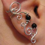 Swirly Ear Cuff