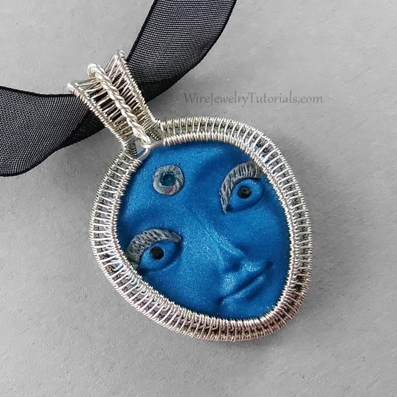 Silverodysseyblueclayfacea by Gailavira