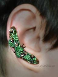 Forest Fairy Ear Cuff