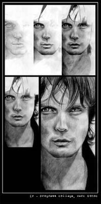Er - progress collage