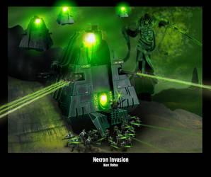 Necron Invasion - reworked by Harc