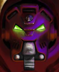WIP2 - Terminator Armor