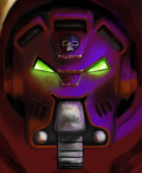 WIP2 - Terminator Armor by Harc