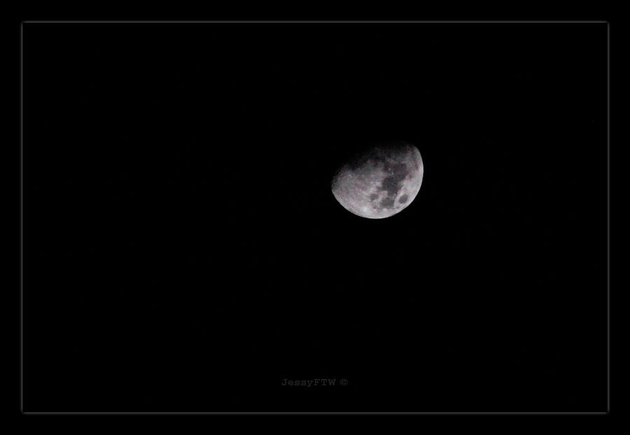 My First Moon by JessyFTW
