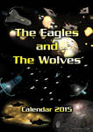 The Eagles and The Wolves 2015 Calendar - Cover