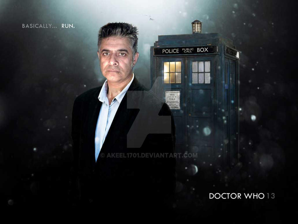 This guy would have been good as the next Doctor by akeel1701