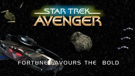 Star Trek - Avenger 3. Fortune Favours The Bold by akeel1701