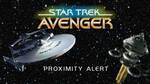 Star Trek - Avenger 1. Proximity Alert