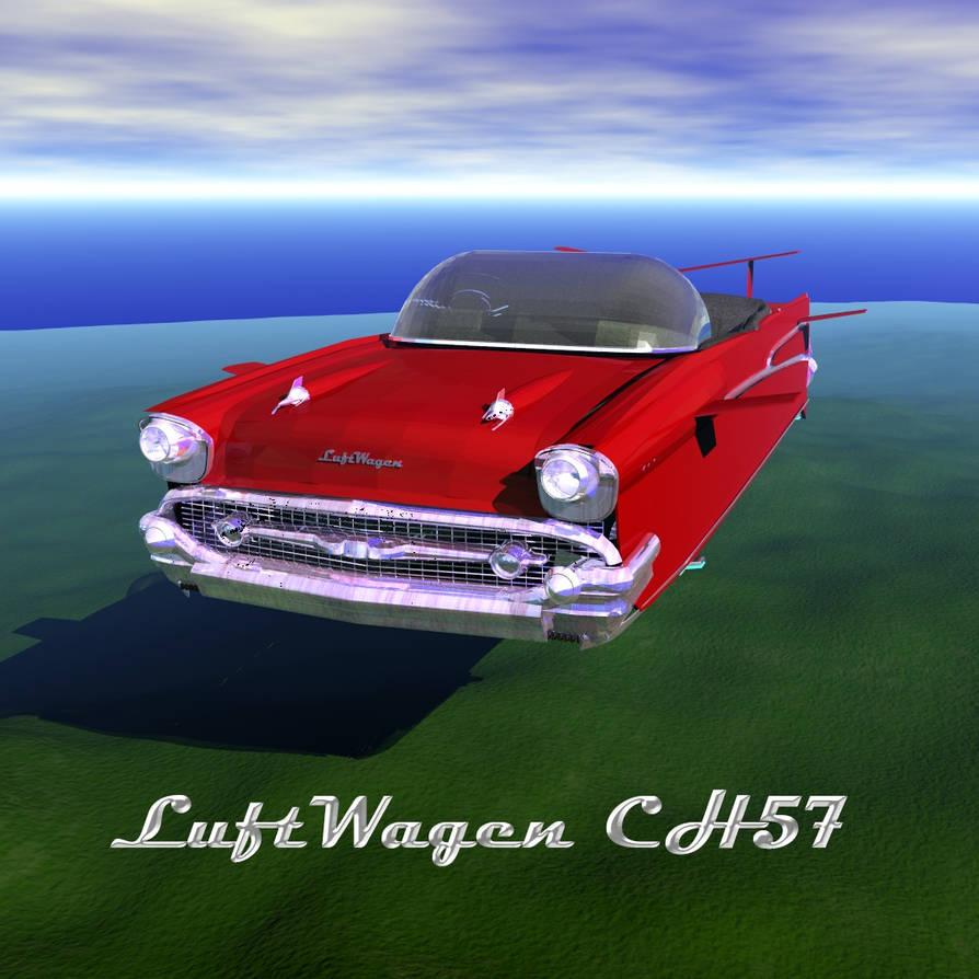 Luftwagen CH57 by akeel1701
