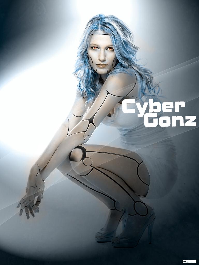 CyberGonz by crisszero