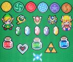 Legend of Zelda Perlers
