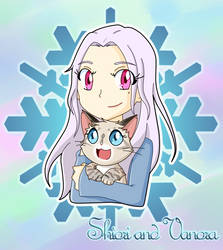 [G] Shiori and Vanora [w/ Speedpaint]
