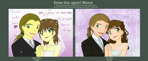 Draw This Again Meme: 10 Down, Forever to Go