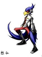 Falco by pnutink