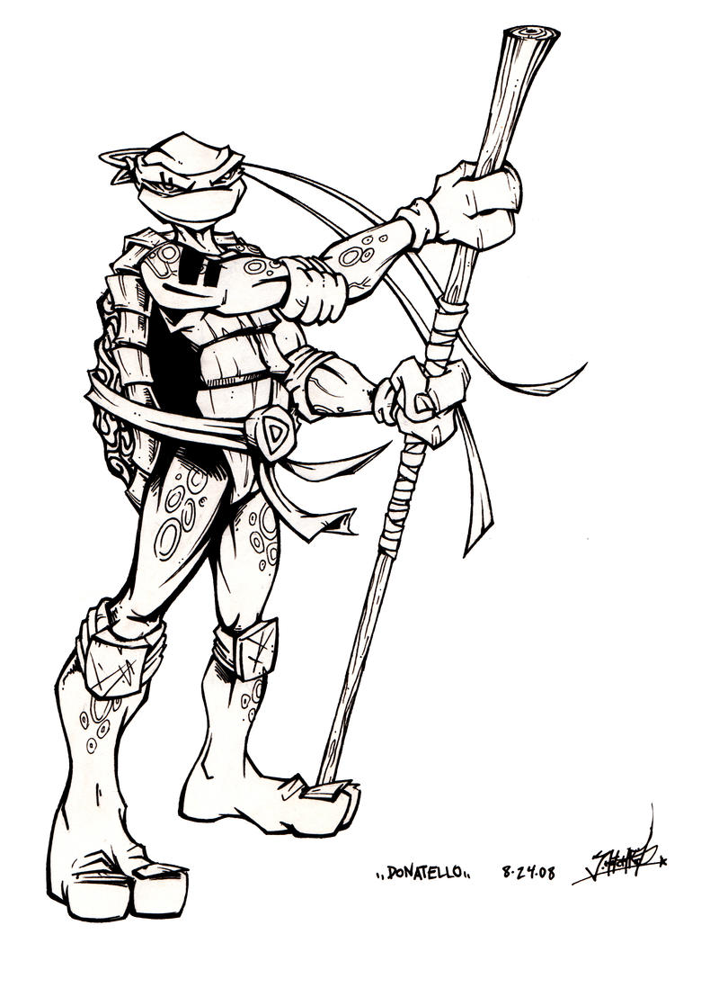 donatello by pnutink on DeviantArt