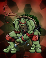 raphael colored by pnutink