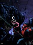 venom vs spiderman