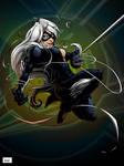 black cat color