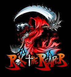 RoktheReaper logo by pnutink