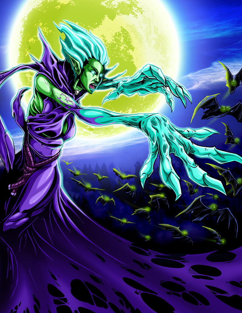 death prophet by pnutink