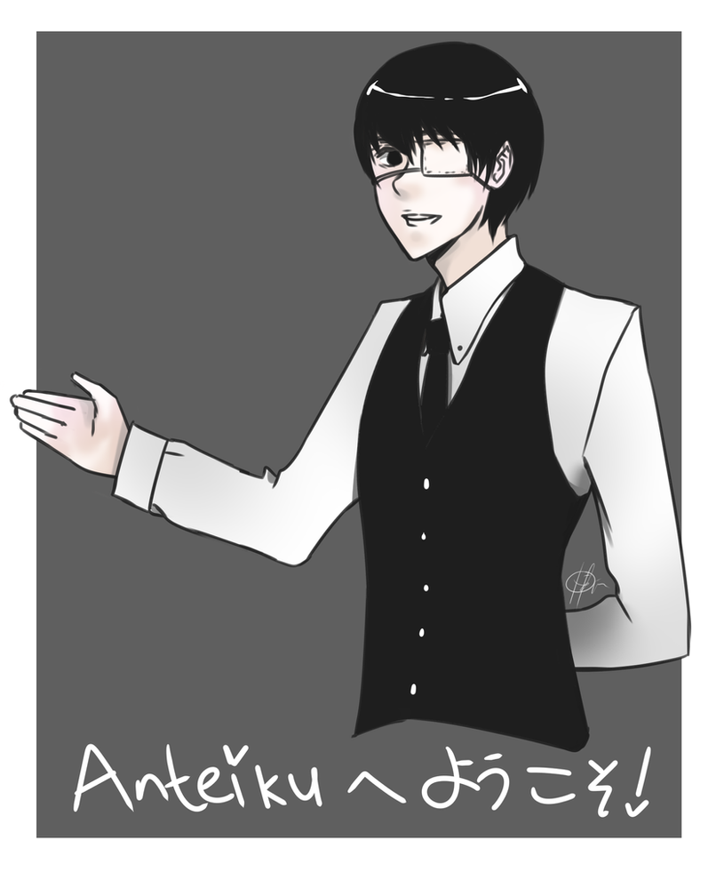 Welcome to Anteiku by Kokoroyomi