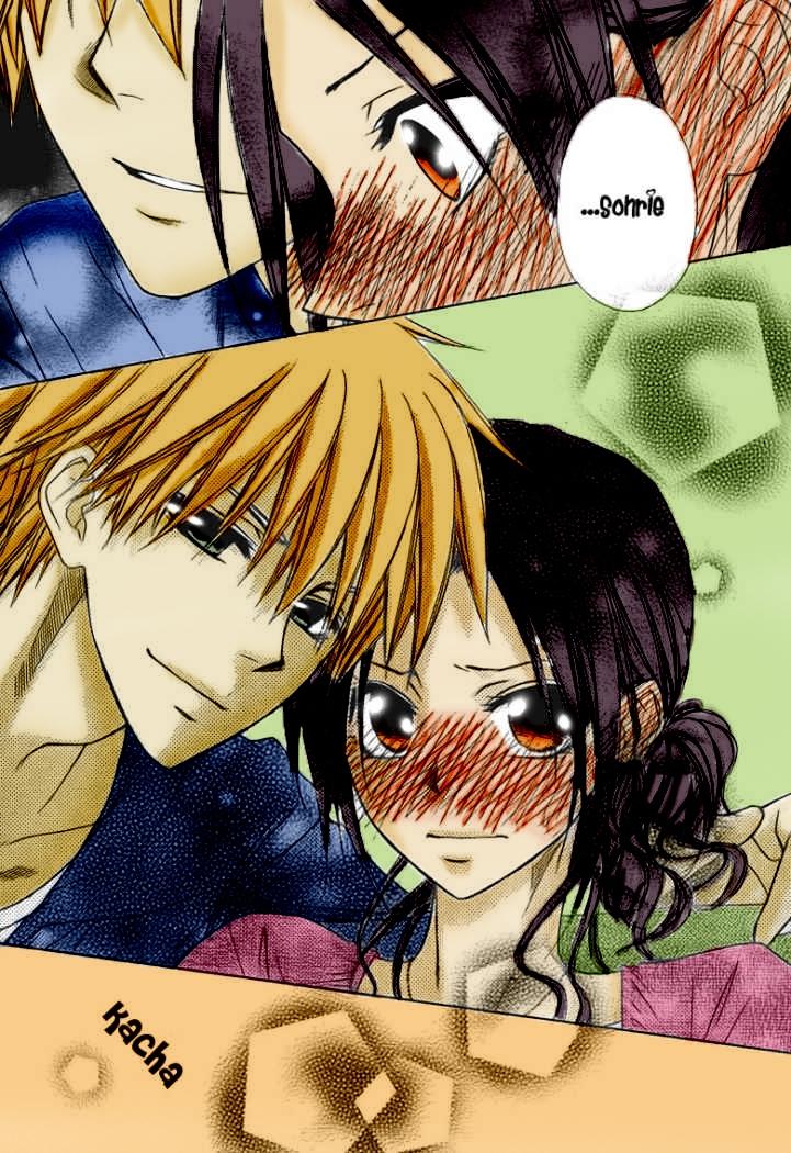 Usui y Misaki :P