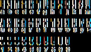 Alfabeto de los antiguos